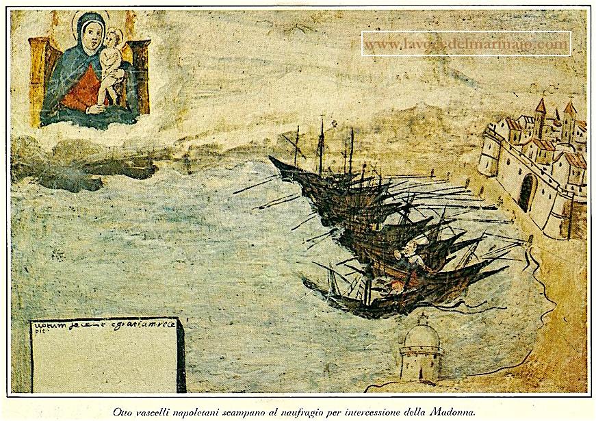 otto vascelli napoletani p.g.r. - www.lavocedelmarinaio.com