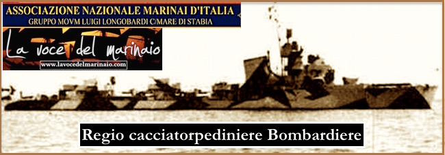 regio cacciatorpediniere Bombardiere- www.lavocedelmarinaio.com