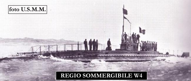 regio sommergibile W4 foto U.S.M.M. copia - www.lavocedelmarinaio.com