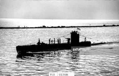 sommergibile Classe UHMS Ultor (P53)