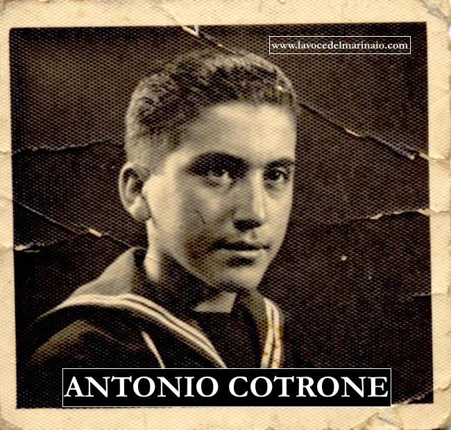 Marinaio Antonio Cotrone - www.lavocedelmarinaio.com