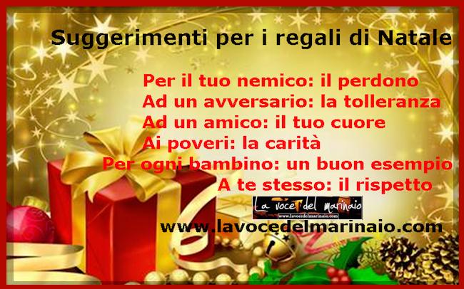 Canzone Auguriamoci Buon Natale.Buon Natale A Gesu Bambino La Voce Del Marinaio